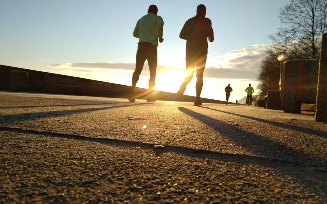 Heavitree Running Group: Why We Love Running!